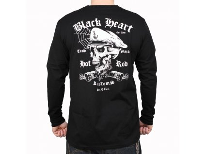 pánské triko black heart so cal 12