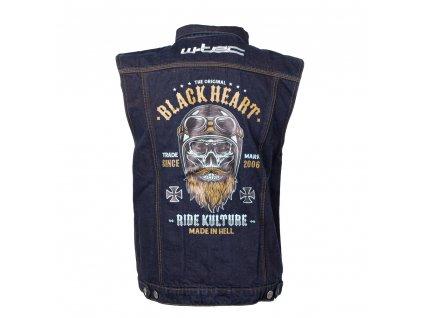 Moto vesta W TEC Black Heart Rideman (1)