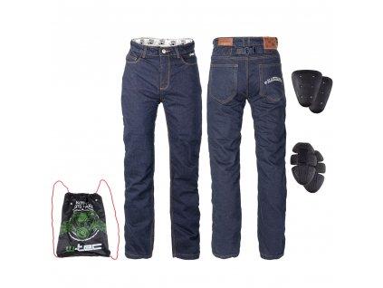 Pánské moto jeansy W TEC Resoluto