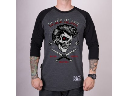 Triko BLACK HEART DENY BOY12