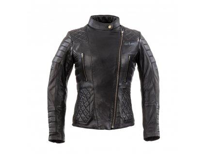 Dámská kožená moto bunda W TEC Corallia 13