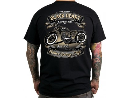 black heart jawa bobber 350 hot rod chopper rockabilly clothing