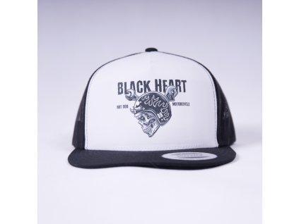 kŠILTOVKA BLACK HEART BOOMER