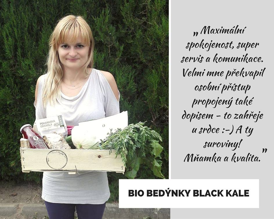 luxusní bio bedýnka!! Adéla - Ostrava