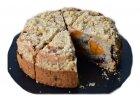 Pečené vegan dezerty a koláče