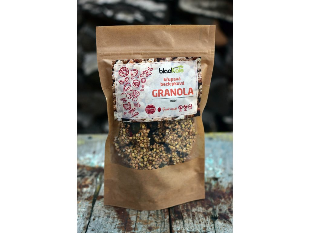 raw krupava bezlepkova granola 2