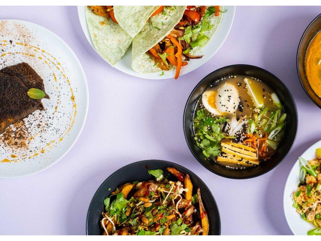 vegan hl. jídlo