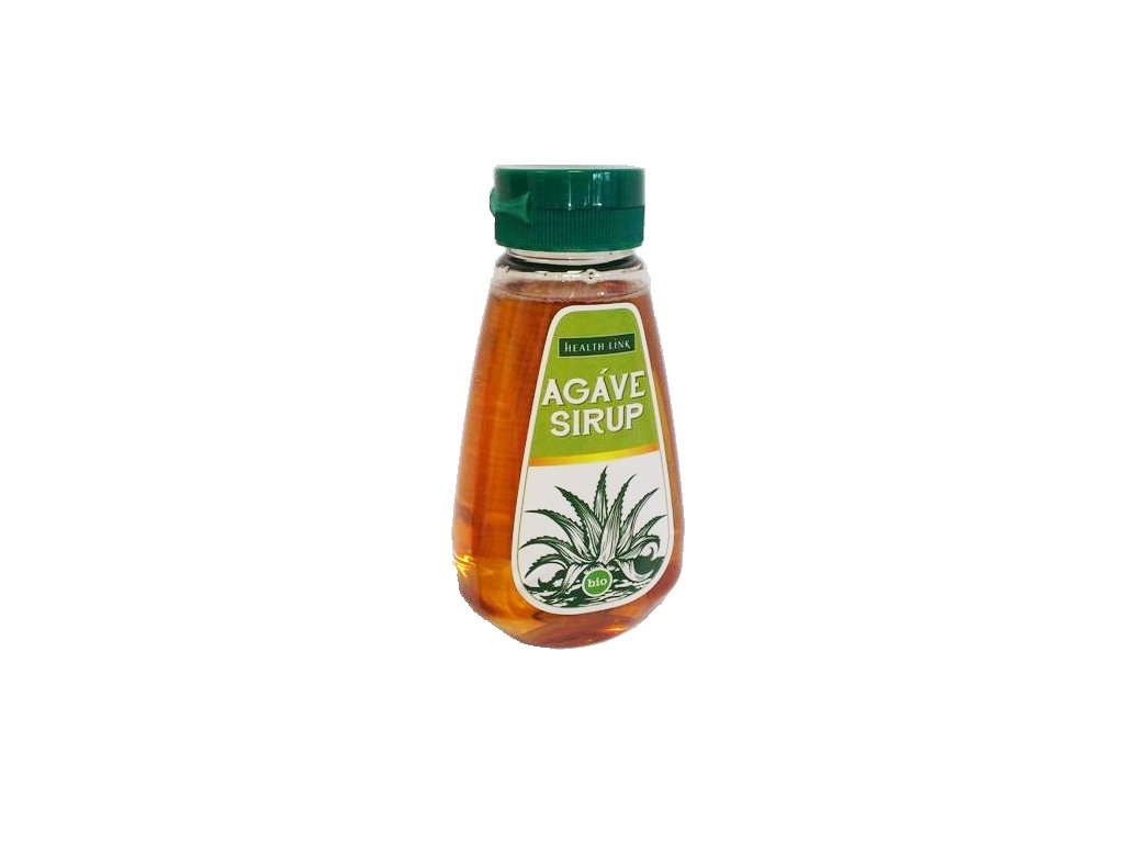 bio agave sirup svetly