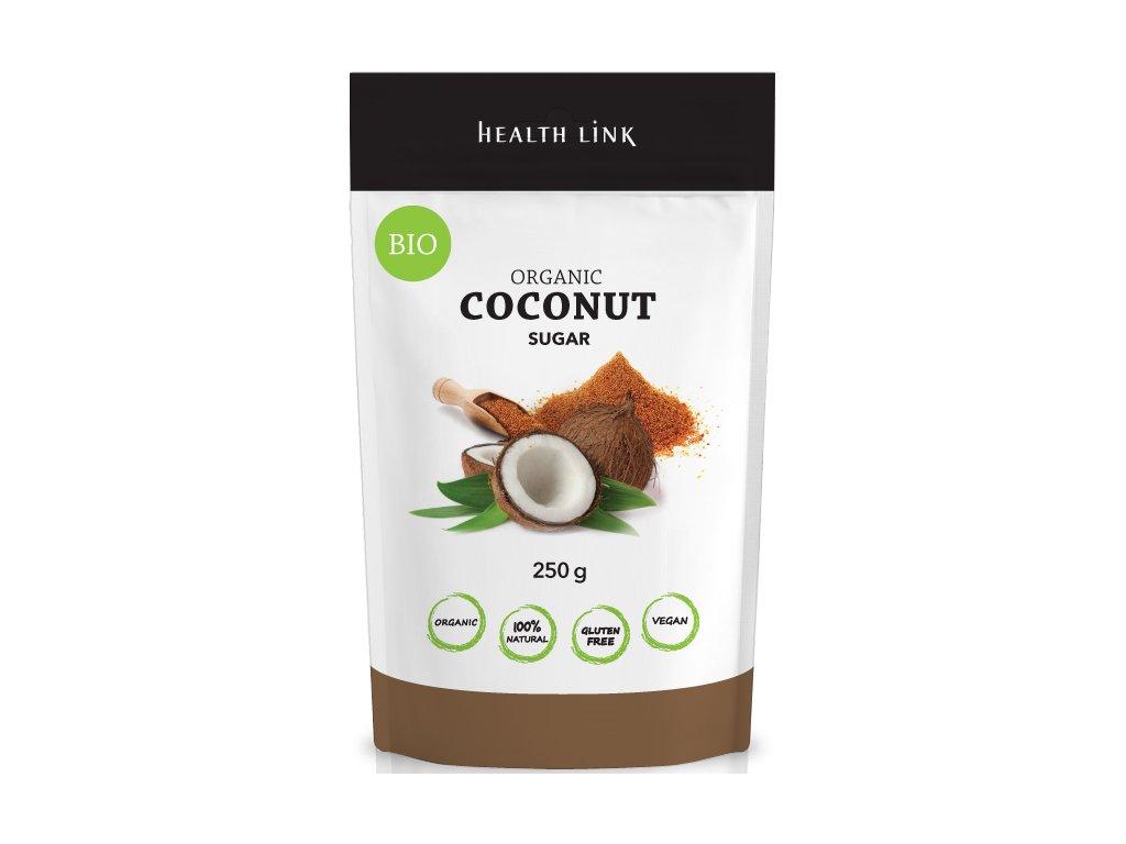 Kokosový cukr 250g zvětšená