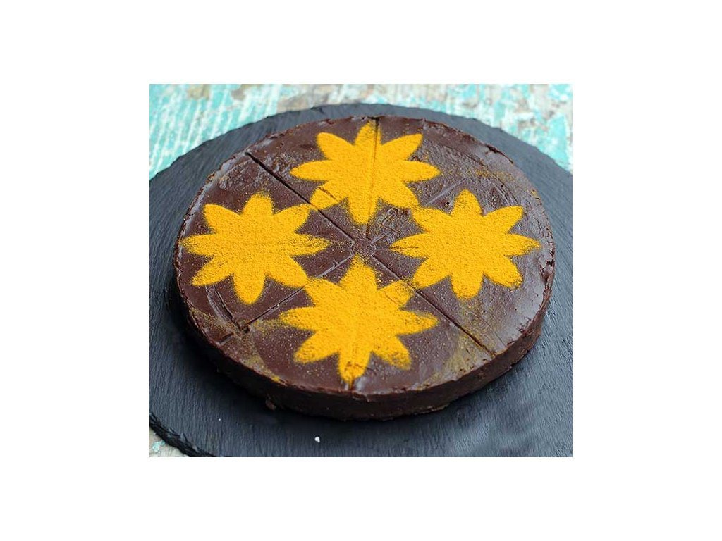 brownies bombastik - raw dort