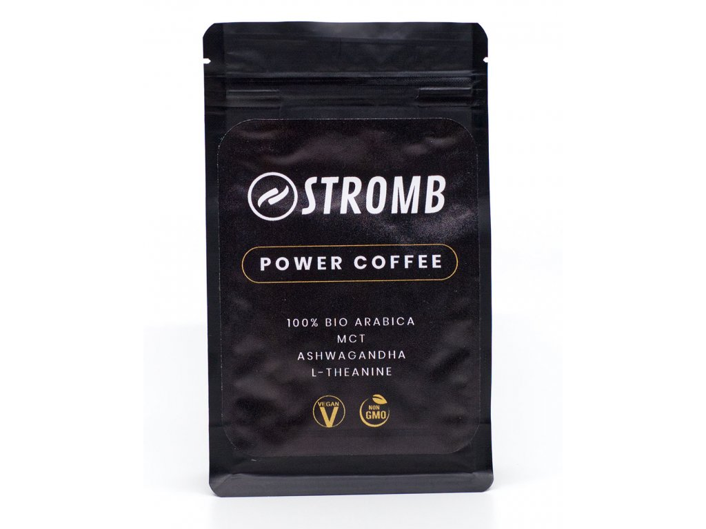 power coffee strong s adaptogeny