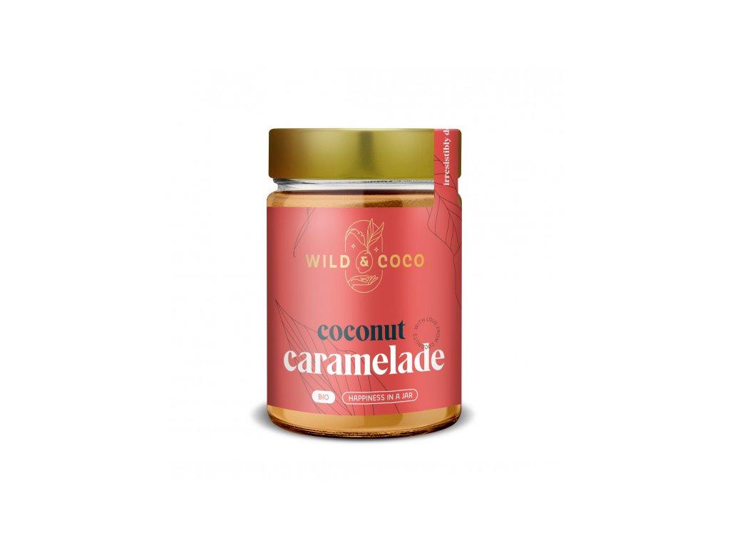 Bio Kokosová karamel pomazánka Karameláda