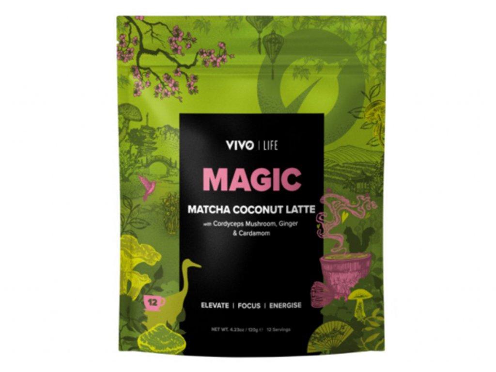 Magic Matcha latte produkt