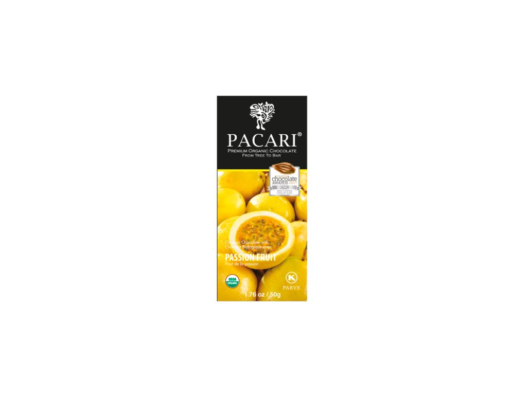 pacai hořká passion fruit produkt