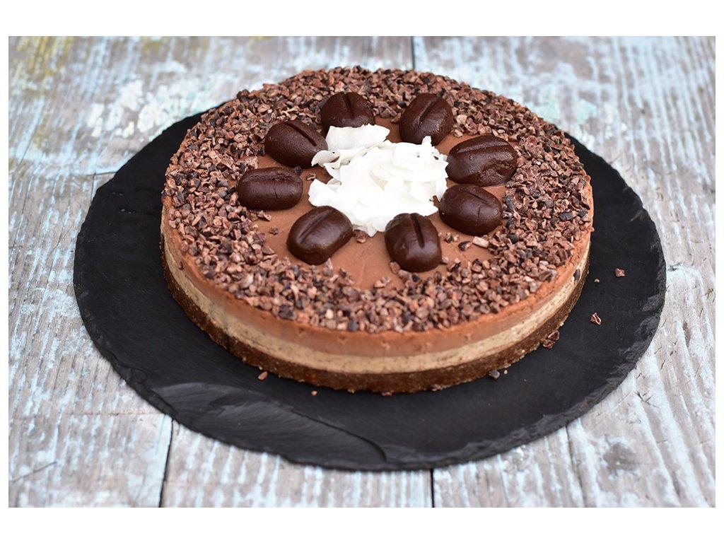 espresso cake raw dort 8 ks 283 4