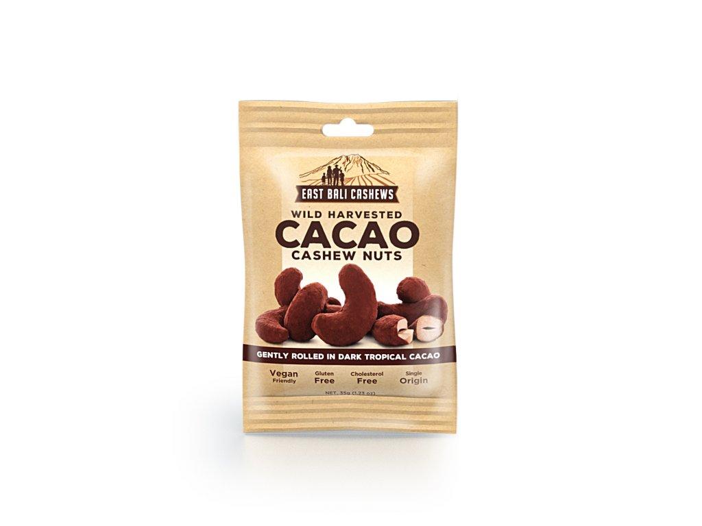cacao kešu ořechy