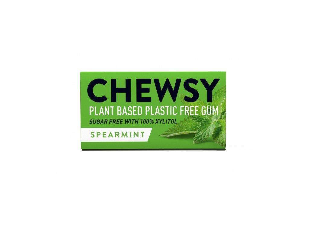 Veganské žvýkačky Chewsy - Spearmint