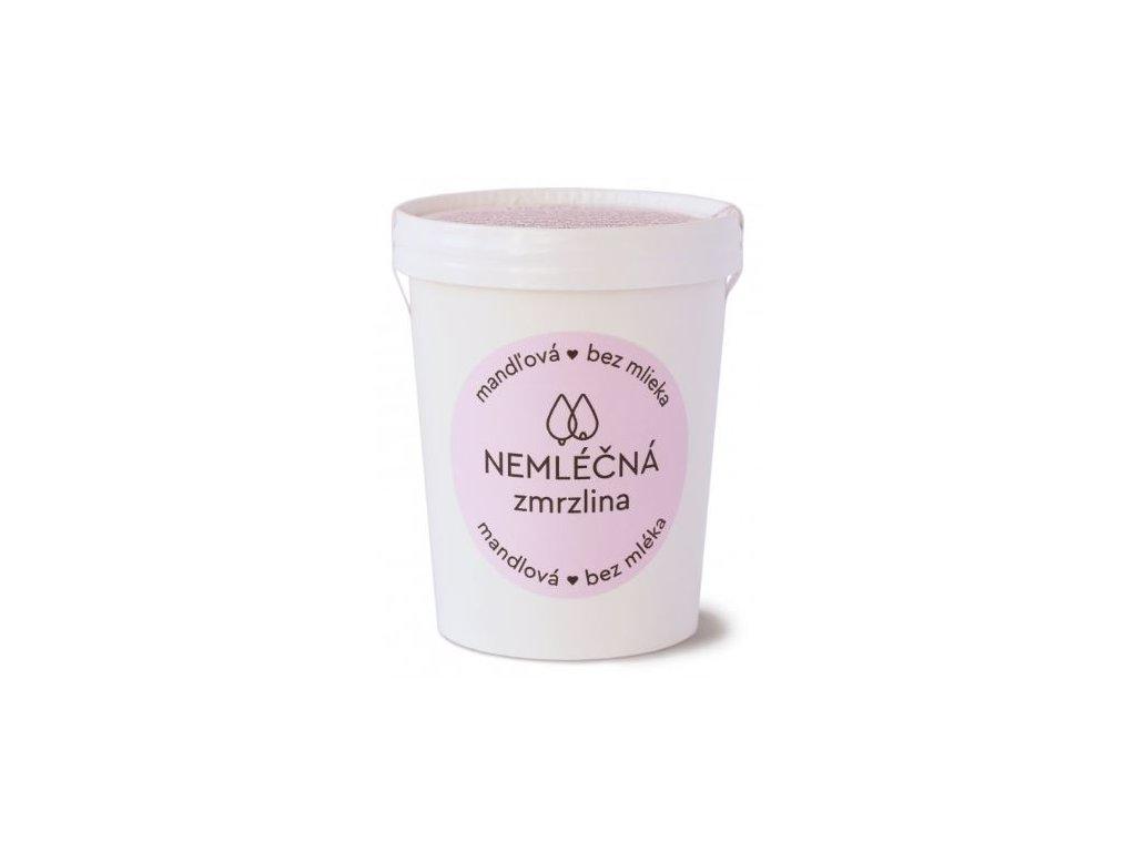 nemléčná zmrzlina