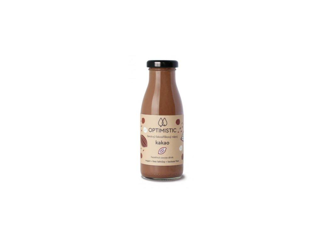 lískooříškový nápoj Kakao