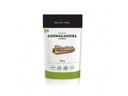 Ashwagandha prášek superpotravina