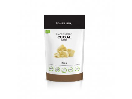 Kakaové máslo kousky superpotravina