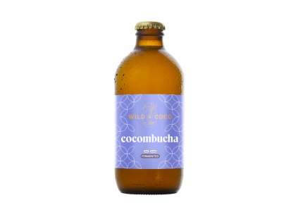 Cocombucha fermentovaná kokosová kombucha