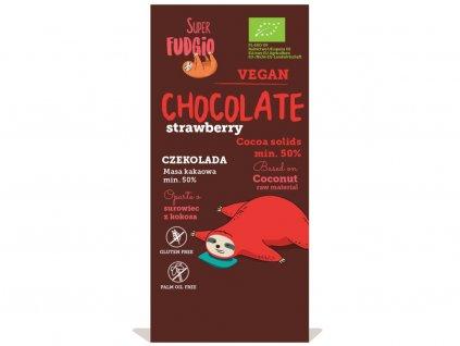 6479 cokolada s kokosovym mlekem a jahodami