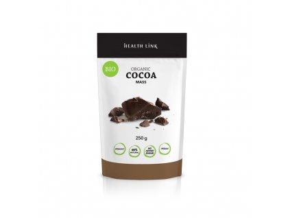 bio raw kakaová hmota