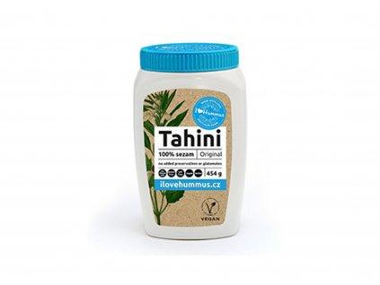 Ořechový krém Tahini (světlý sezam) I LOVE HUMMUS (454g)