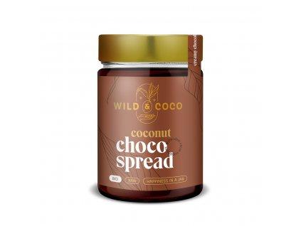 Bio Kokosová pomazánka čokoládová