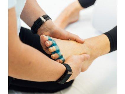 Toe spacer - oddělovač prstů u nohou (2ks)
