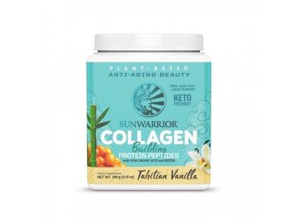collagen sunwarrior vanilkový produkt
