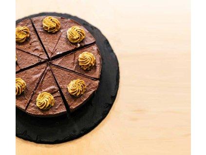 raw dort secret of chocolate mousse