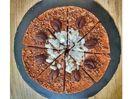 espresso cake - raw dort