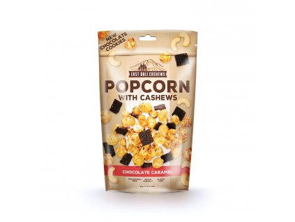 popcorn chocolate caramel