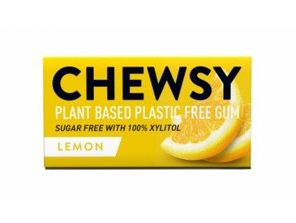 Veganské žvýkačky Chewsy - Lemon