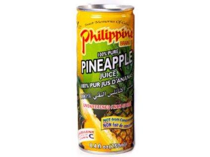 100% ananasovy dzus