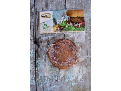 seitan steak vegan burgery vakuovaný