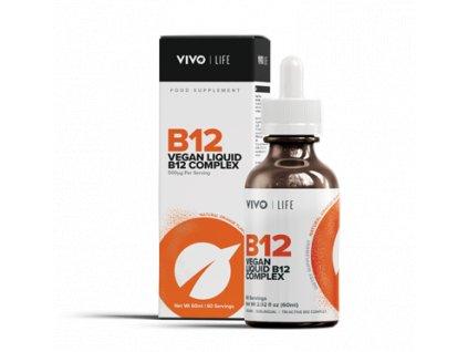 Vegan kapky B12 VIVO
