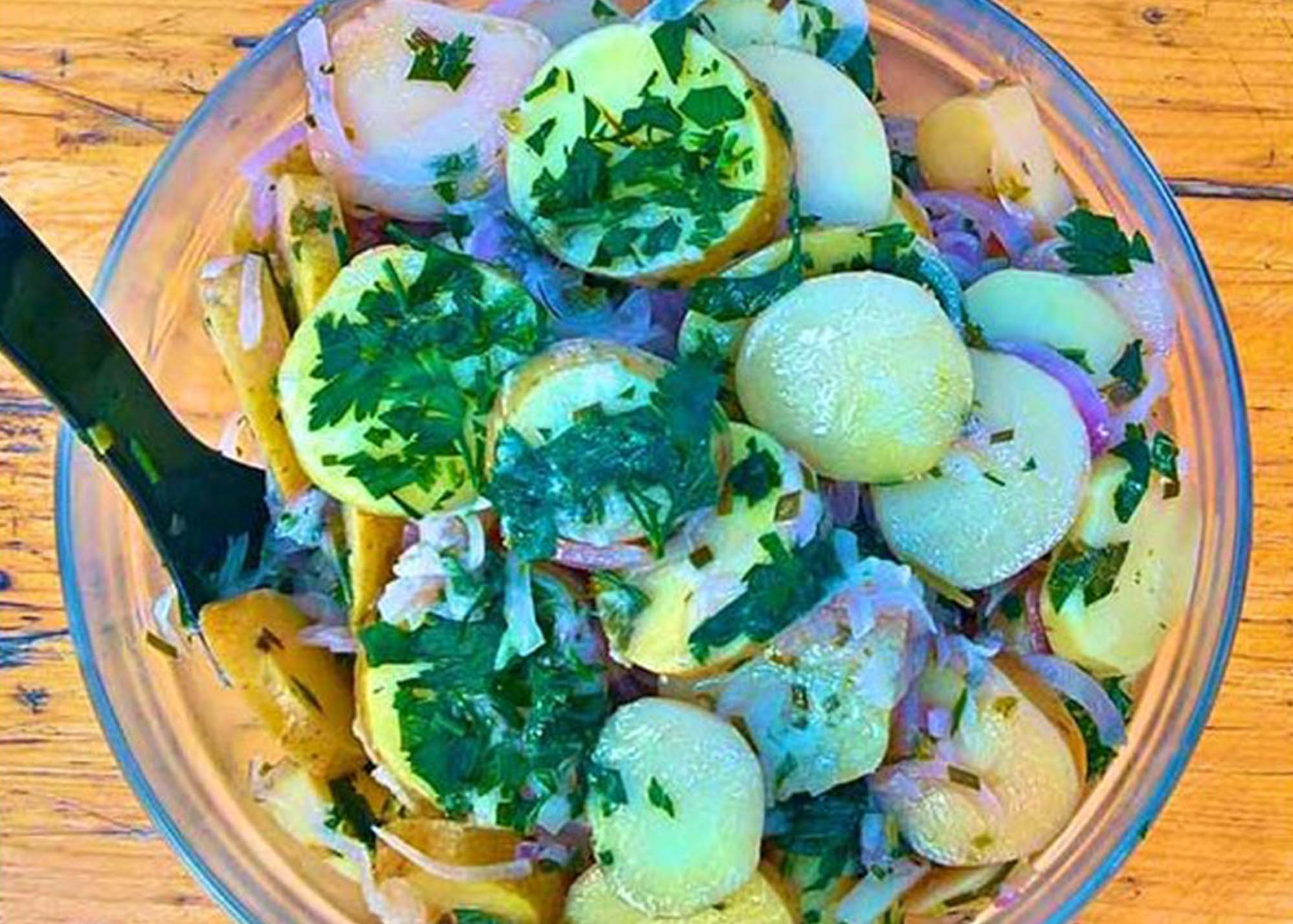 Black Kale s.r.o. Vídeňský Bramborový Salát (500g)