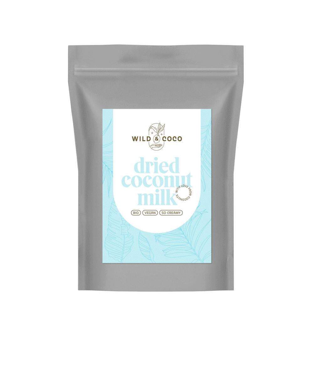 Wild & Coco s.r.o. BIO Sušené kokosové mléko (300g)