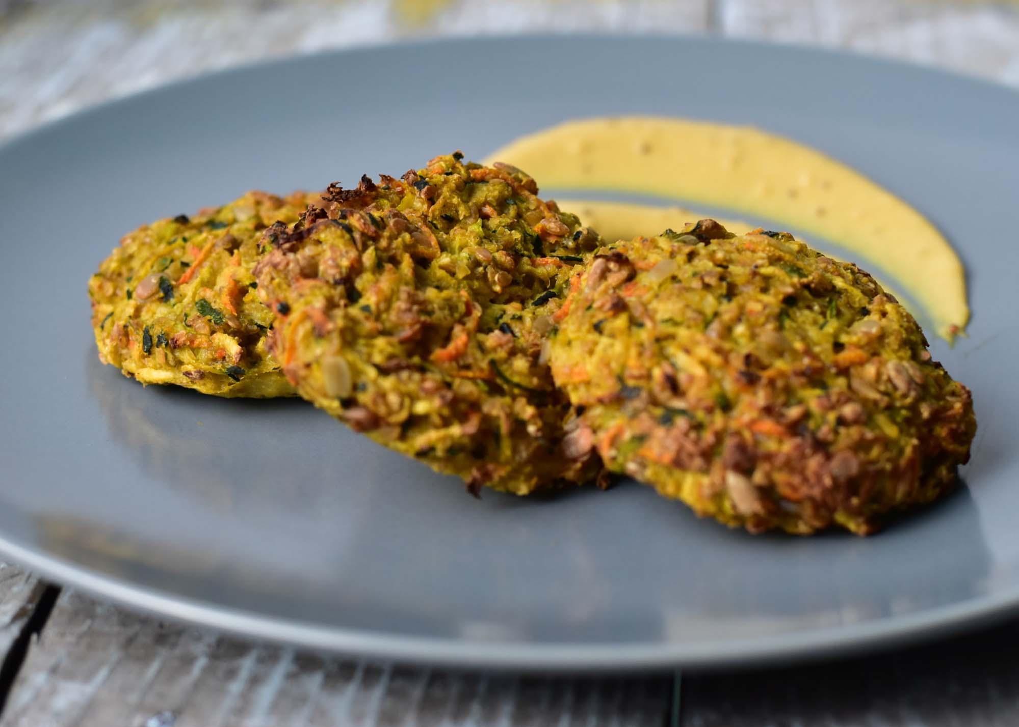 Black Kale s.r.o. Cuketové karbenátky (3ks)