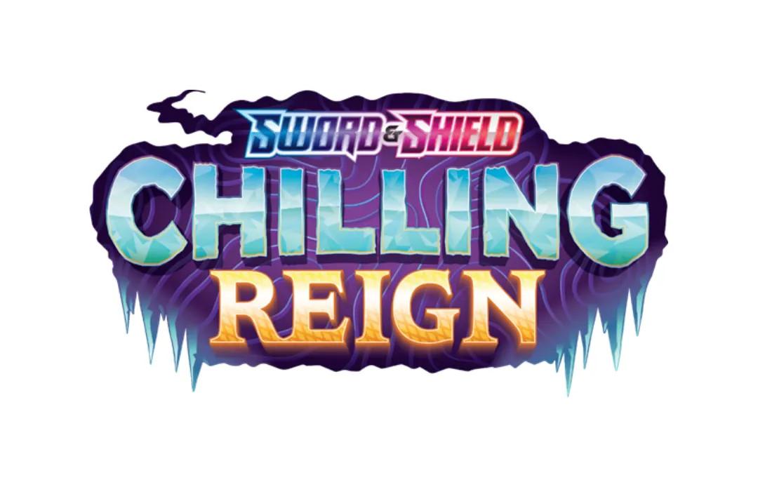 Pokémon — Chilling Reign