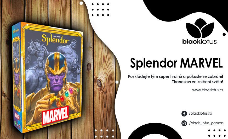 Splenodr Marvel