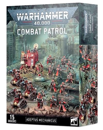 Adeptus mechanicus Combat patrol