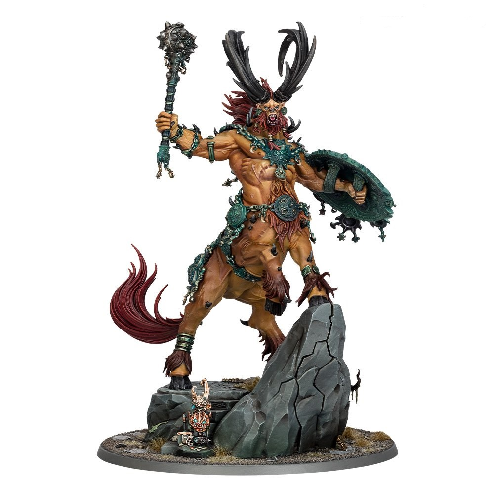 Kragnos, God of earthquakes