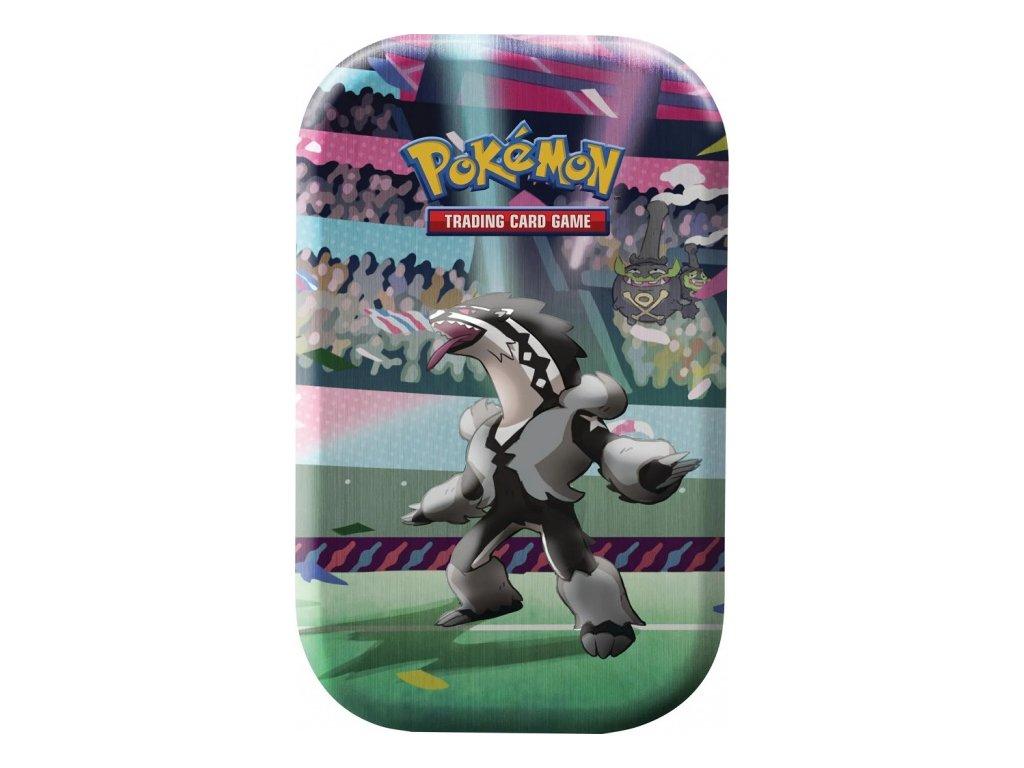 Pokémon Galar Power Mini Tin — Obstagoon & Galarian Weezing