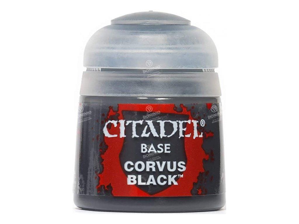 Citadel Base: Corvus Black