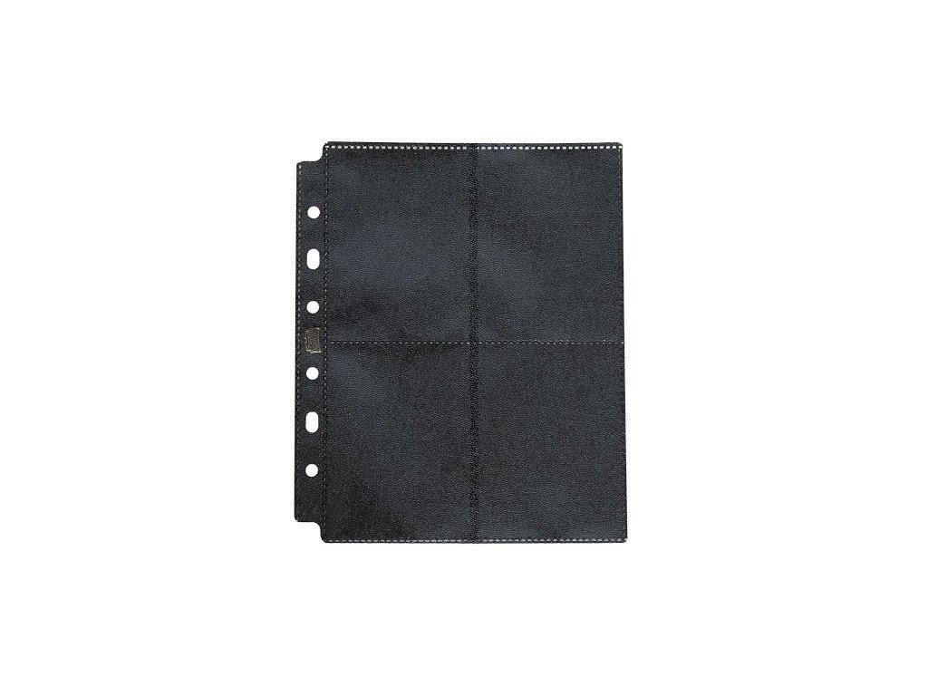 Dragon shield stránka do alba 8 Pocket (1 stránka)
