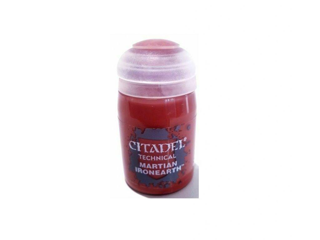 colore acrilico citadel technical 24ml martian ironearth prodotto nuovo